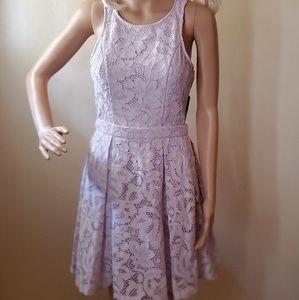 Lulu's midi flared dress